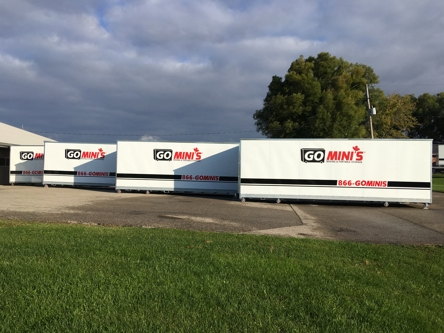 Go Mini's SW Ontario portable storage units