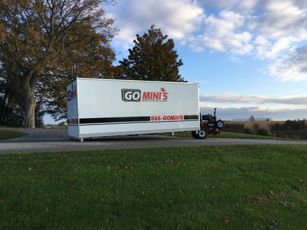 Go Mini's of SW Ontario Mule Container Delivery System