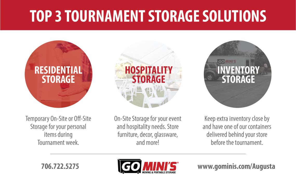 Top 3 tournament storage solutions